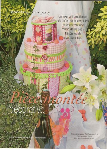 Piece Montee - Idees Patchwork
