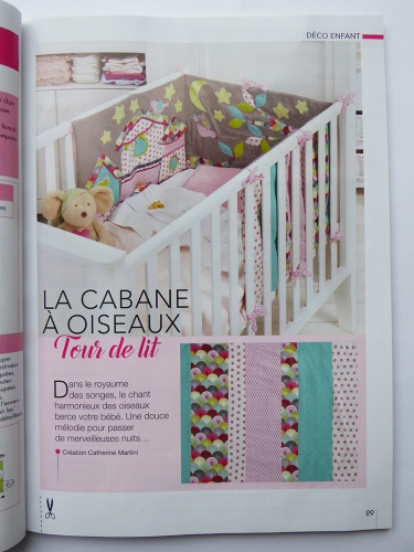diy tuto d 39 un tour de lit facile la petite boutique des gourmandises. Black Bedroom Furniture Sets. Home Design Ideas