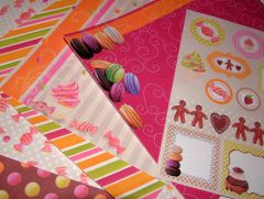 scrapbooking, swirlcards