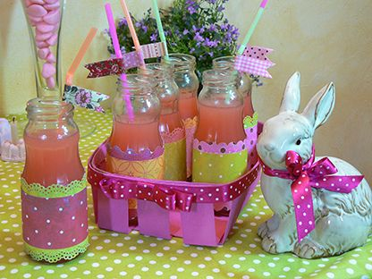 decoration table de fete, decoration table d'anniversaire